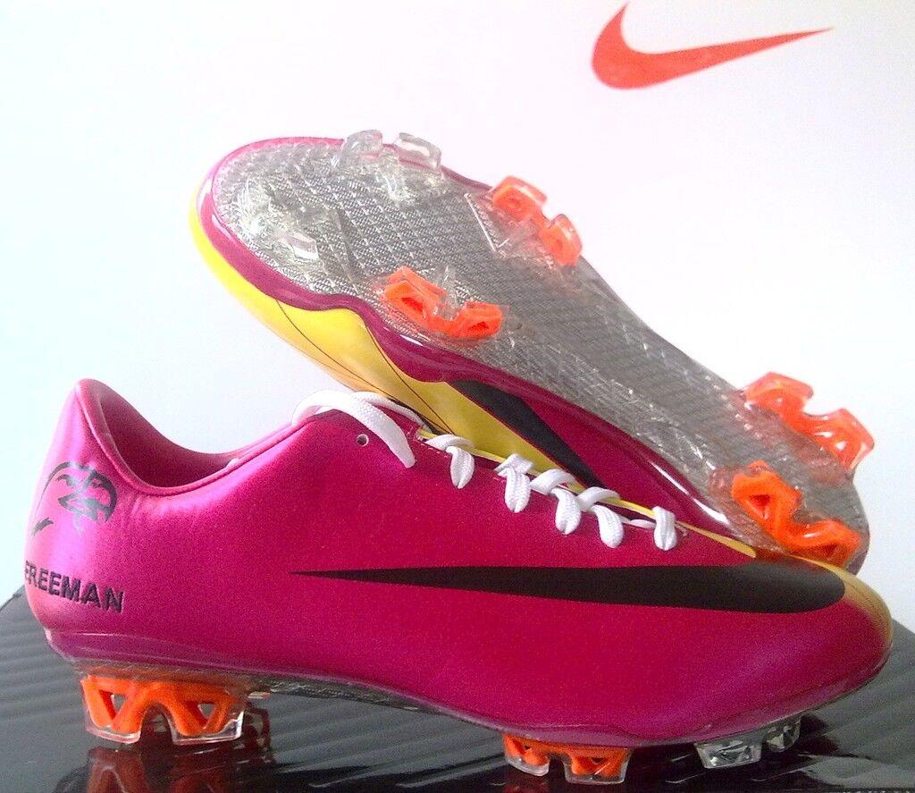Nike Mercurial Miracle Vapor VI iD Femme Soccer sz 8
