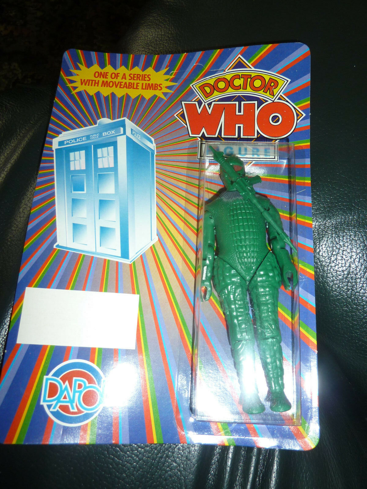 Dapol Doctor Who Ice Warrior 1987 Action  Figure UKG  le moins cher
