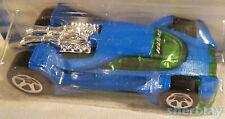 Hot Wheels Mattel Diecast Car 2001 138 VULTURE Blue China 5sp MOC