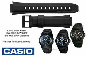 D'origine 600 Le De Sur 600e Mw 600b Mw600 Montre Pour Afficher Titre Bande Détails Casio 600f Bracelet Montres Genuine LAq54R3j