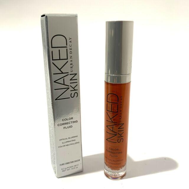 Urban Decay Naked Skin Color Correcting Fluid Makeup Cosmetics