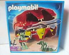 Playmobil Ghost pirate, clam shell cannon, 3-headed serpent set 4802 NEW sealed