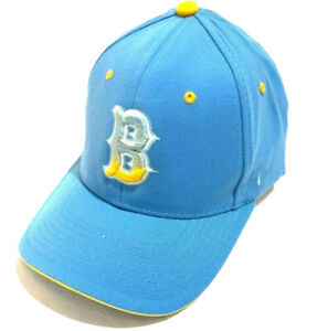 NCAA UCLA Bruins Blue Embroidered ZFit Stretch Fitted Hat