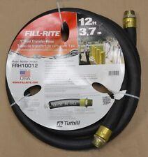 Fill Rite 1 X 12 Fuel Transfer Hose Frh10012