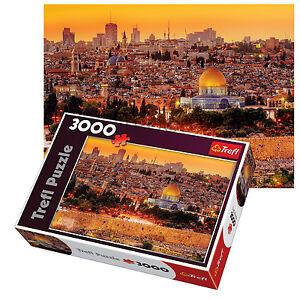 Trefl 2000 Pièce Adulte Grand Venise Italie Vue Mer City Puzzle de Sol Nouveau