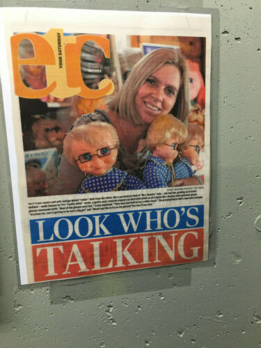 Professional Mattel Talking Doll Restoration /& Repair Services