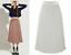 Summer-Women-Pleated-Chiffon-dress-Elastic-Waist-Long-Midi-Slim-Fit-Loose-Skirts thumbnail 6