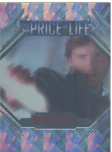 Smallville Season 5 The Price Of Life Chase Card PL5