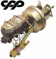 55 56 57 Chevy Belair 7 Power Brake Booster Conversion Kit Disc / Drum