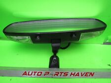 GM Dual Map Reading Lamp Light Rear View Mirror 11015315 OEM Manual Dim