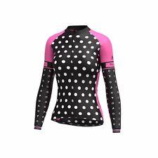 FDX Women s Cycling Jersey Full Sleeve Roubaix Cold Wear Thermal Biking  Jacket fe958fa2e