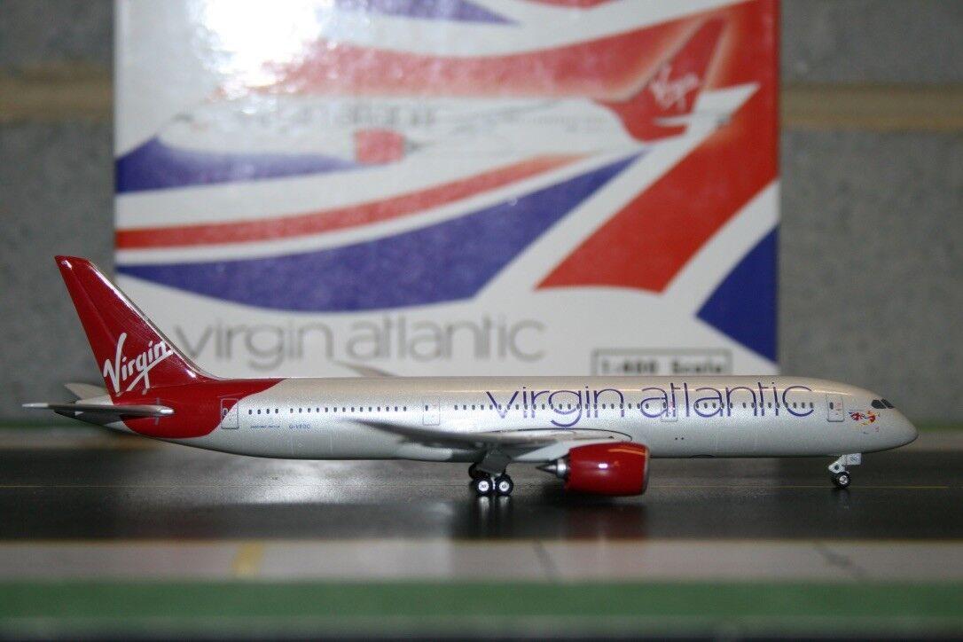 Phoenix 1 400 Virgin Atlantic Boeing 787-9 G-VROO (PH4VIR573) Die-Cast Model