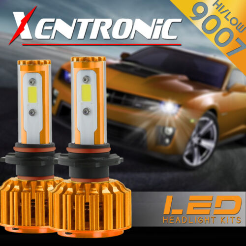 XENTRONIC LED HID Headlight kit 9007 HB5 6K for 1998-2011 Ford Crown Victoria