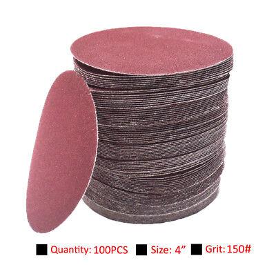 Mix 3000# Grit Sander 4inch 100mm Paper Sanding Disc Sanding Polishing Pad 100X
