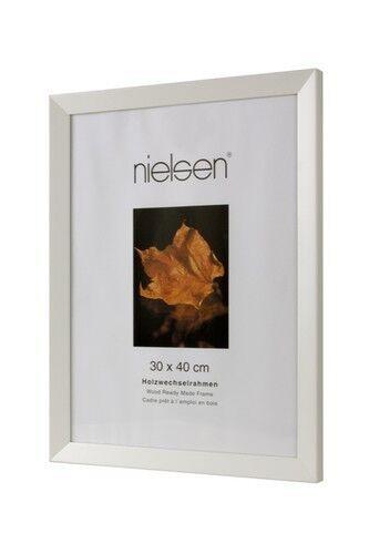Nielsen Essentielles White Wooden Picture Frame 30x40 Cm Ebay