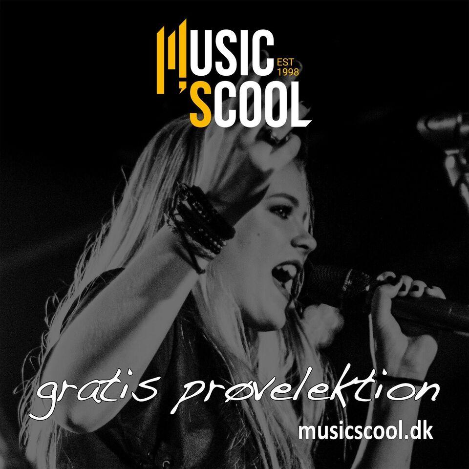 Musikundervisning i Roskilde