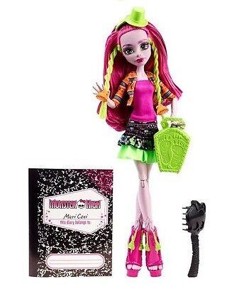 Кукла Марисоль Кокси Школьный обмен Монстр Хай (Monster High)
