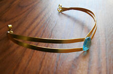 Sailor Mercury tiara Sailor Mercury Cosplay Sailor Moon Jewelry Gold Crown boho