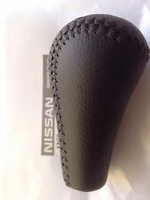 NEW Genuine Nissan PATROL SAFARI Y61 Leather Hi-Low selector knob
