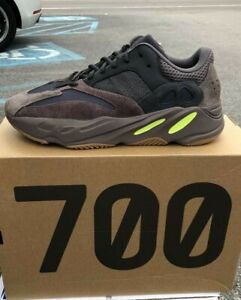 sale retailer a73be 4ac87 Details about EE9614 Adidas Yeezy Waverunner Yeezy 700 Mauve Grey US Size 9  Kanye West Yeezy