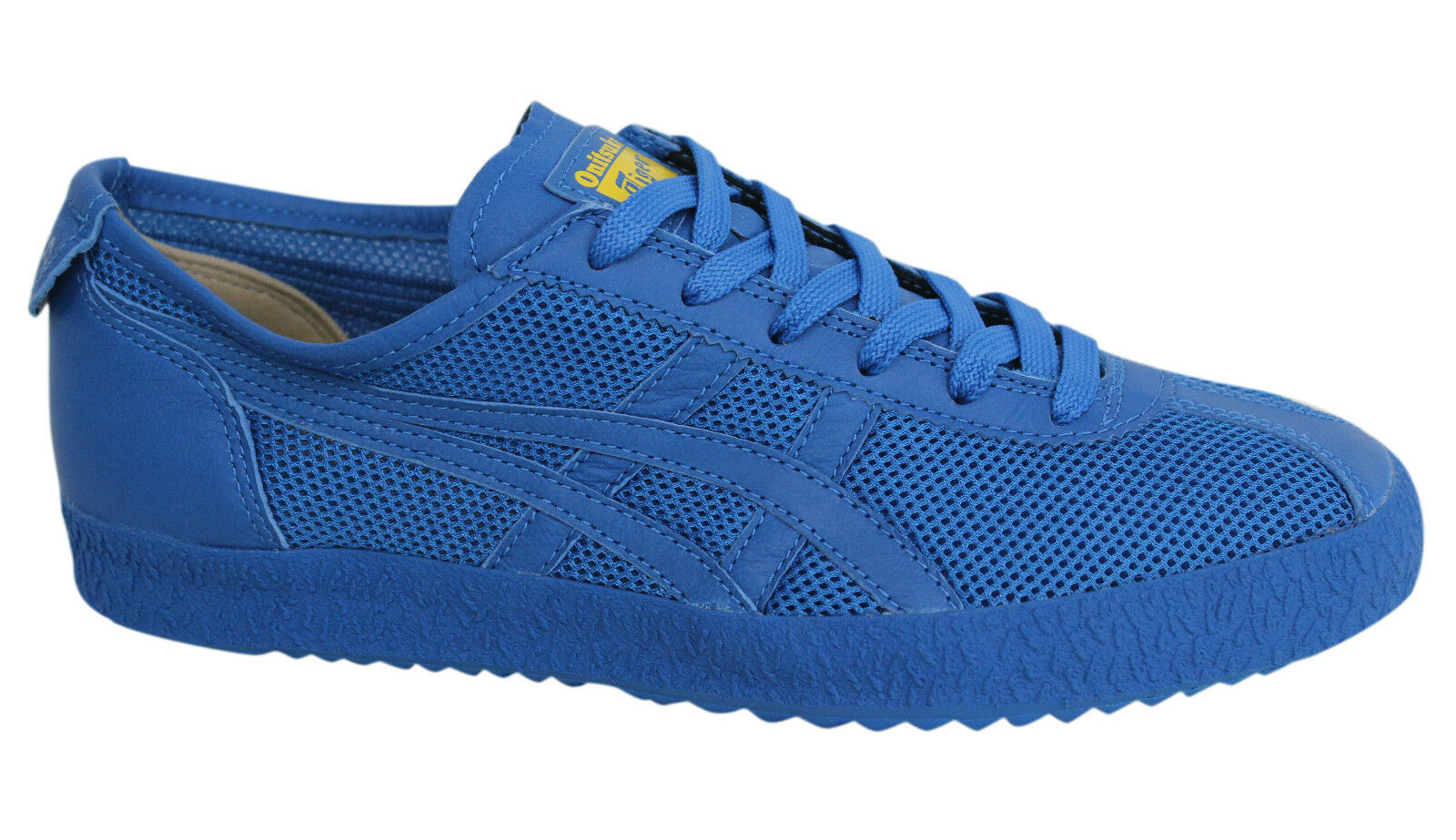 Asics Onitsuka Tiger Unisex Mexico Delegation Lace Up Unisex Tiger Trainers D6N1N 4242 D81 2f4315