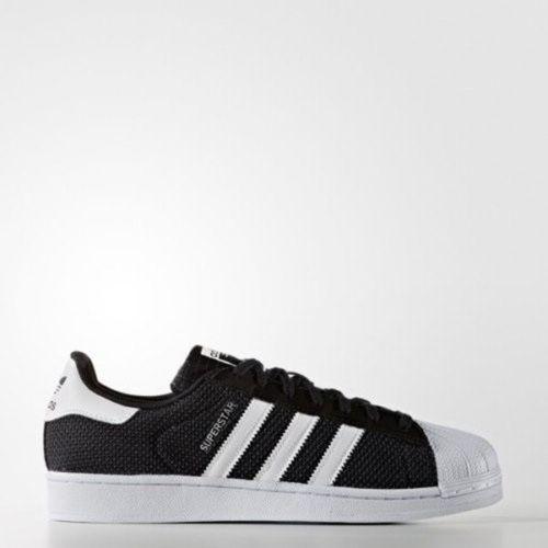 La hombres reducción del precio s75963 Superstar originales zapatillas zapatillas hombres La negro 29febc