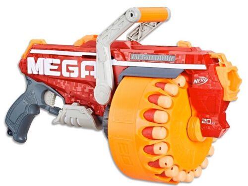 NERF Megalodon N-strike Mega Toy Blaster Gun