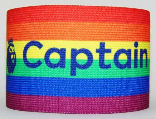 Premier League Gay Pride Captain Armband 2018 EPL Sunderland Fullham Stoke City
