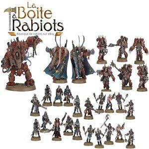 Warhammer-40000-Dark-vengeance-Chaos-Rabiots-Bitz-Sprue