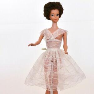Vintage Barbie ORANGE BLOSSOM #987 Lace Over Dress Overdress