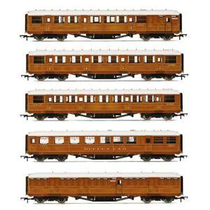 HORNBY-Gresley-LNER-Coaches-61-039-6-034-Era-3-Choice-of-coaches