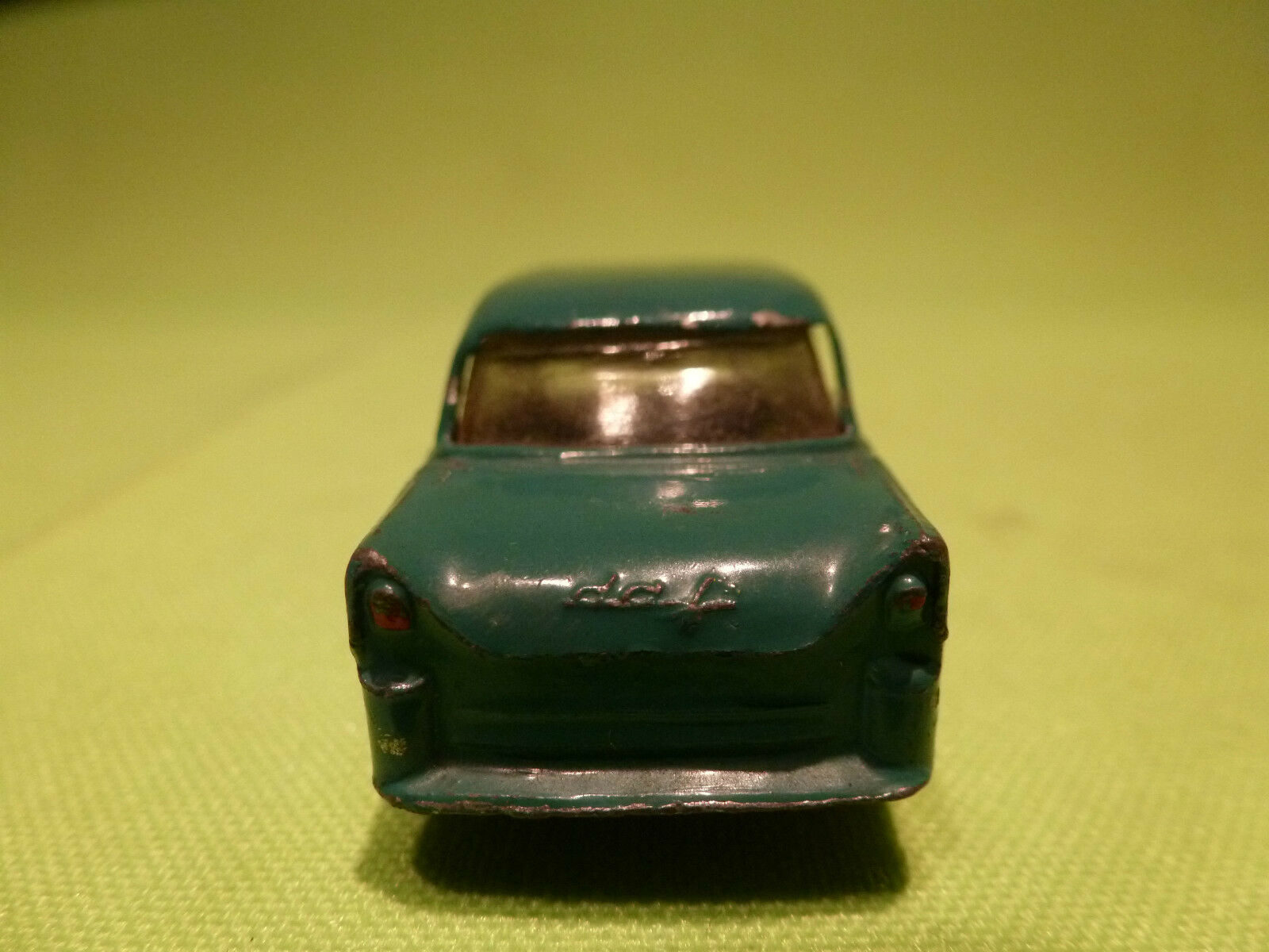 BEST BOX 501 DAF 600 - verde - 1 65 65 65 - IN  GOOD CONDITION c416a6