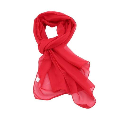 Fashion Solid Color Shawl Scarf Wrap  Soft Sunscreen Beach Cape For Women Y