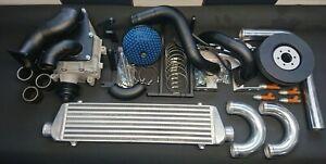 BMW E36 E46 Eaton SUPERCHARGER Kit M42 M43 M44 ENGINE tuning turbo