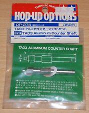 M03//M04//M05//M06//TA05M-Four Tamiya 54410 30mm Lightweight Aluminum Swing Shaft