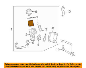 land rover oem 08 12 lr2 engine oil filter lr001419 ebayimage is loading land rover oem 08 12 lr2 engine oil