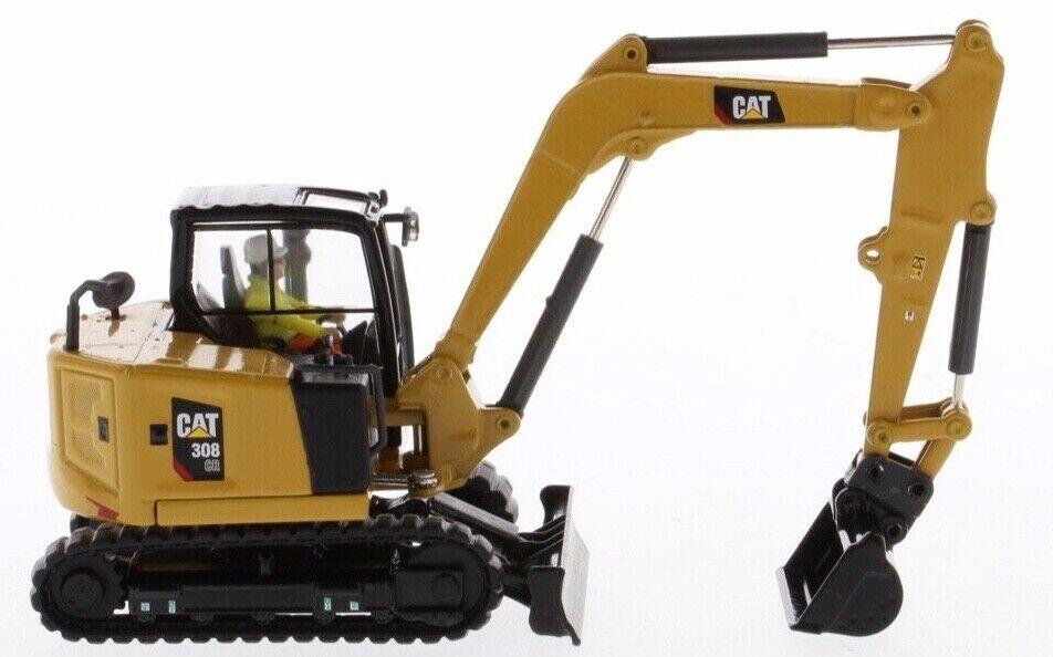 Cat Caterpillar 1 50 scale 308E2 Mini Hydraulic Excavator 85596 Diecast Masters