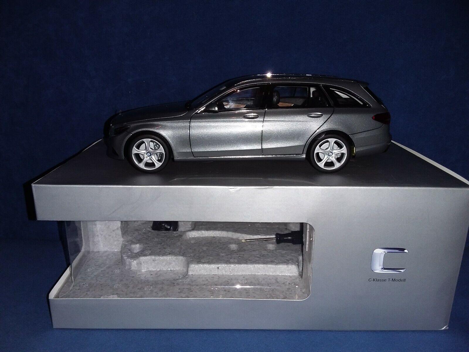 Mercedes C-Klasse T-Modelll 1 18 Norev Händler Ausgabe neu in OVP sehr selten