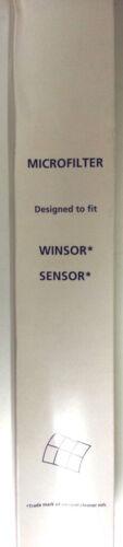 WINDSOR SENSOR Upright Microfilter Set Part 243 1 pk SEBO X series 5301ER