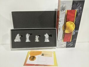 Conte-WWII-036-U-S-Airborne-Fire-At-Will-4-Figure-Set-Pewter
