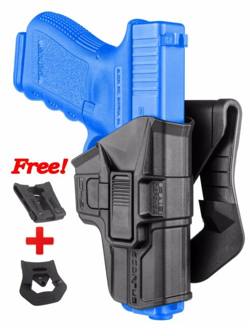G-9R SCORPUS Fab Retention Holster Glock 9MM 17 18 19 22 23 25 31 32 34 35 37 38
