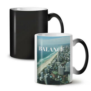 Beach Street Photo City NEW Colour Changing Tea Coffee Mug 11 oz   Wellcoda