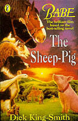 The Sheep-Pig, King-Smith, Dick | Paperback Book | Good | 9780141302591