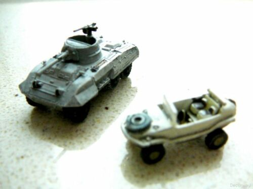 1144 TAKARA WTM Series 8 Figure M8 WWII German Army GREYHOUND Schwingwagen Rare