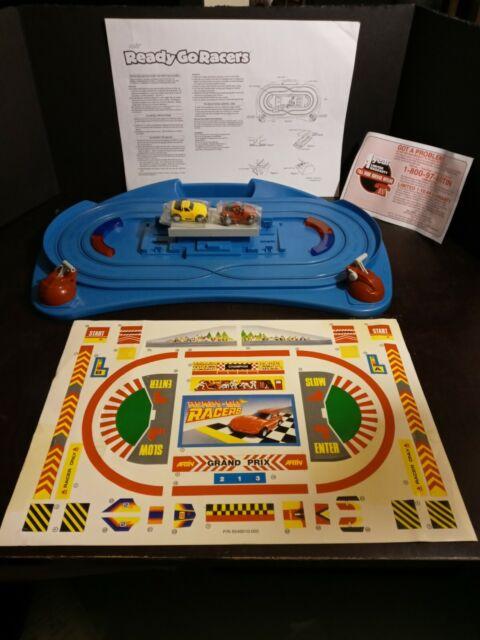 Vintage ARTIN READY-GO-RACER Set RARE New Tested Works!