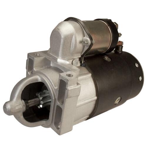 NEW 12V STARTER FITS BERKLEY MARINE JET ENGINE 455 8CYL 7.5L GM 5315M PH1400014
