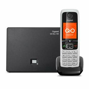 Gigaset-C430A-Go-Telephone-Inalabrico-Dect-200-Entrees-Services-en-Messages