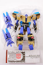 Transformers Generations IDW Deluxe Class GOLDFIRE Loose 100% Complete