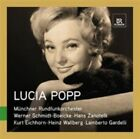 Great Singers Live: Lucia Popp (CD, Sep-2011, BR Klassik)