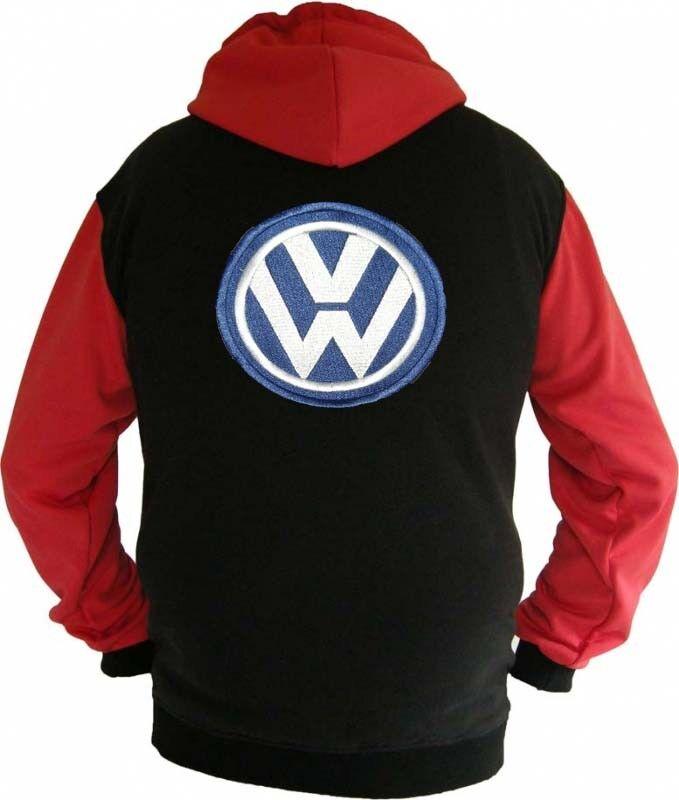 VW Fan Sweatshirt Kapuzenjacke Hoodie Lieferz. ca. 8 Tage